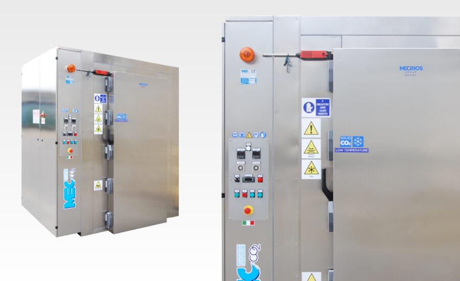 Cryo Cabinet MEC. Conservazione e Trasporto vaccino COVID